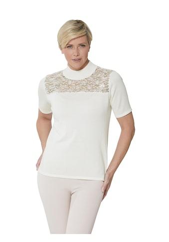 Lady Kurzarmpullover »Pullover« kaufen
