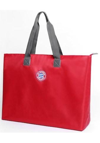 meinTrolley Strandtasche »Bundesliga, FC Bayern München« kaufen