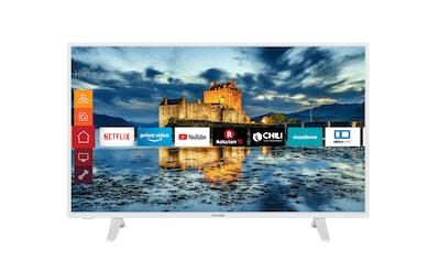 """Telefunken LED-Fernseher »XF43J511-W«, 108 cm/43 """", Full HD, Smart-TV kaufen"""