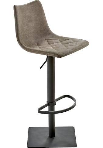 Mayer Sitzmöbel Barhocker »Bar- und Tresenhocker myTOBY«, Gepolsterte Sitzschale... kaufen