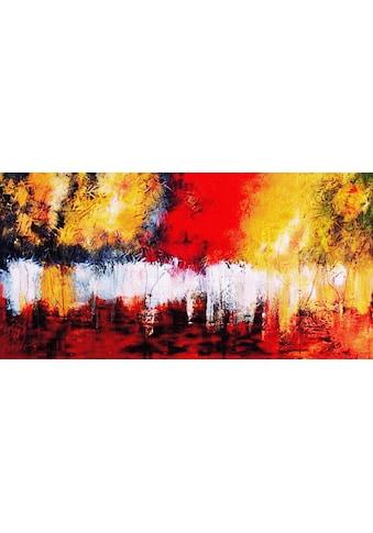 my home Gemälde »Abatract III«, (100/3,5/50 cm) kaufen