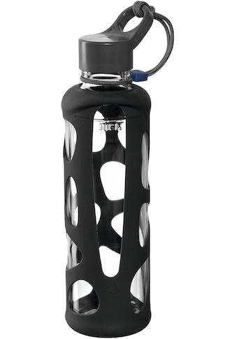 LEONARDO Trinkflasche »To go Flasche II IN GIRO«, Glas/Silikon, 500 ml kaufen