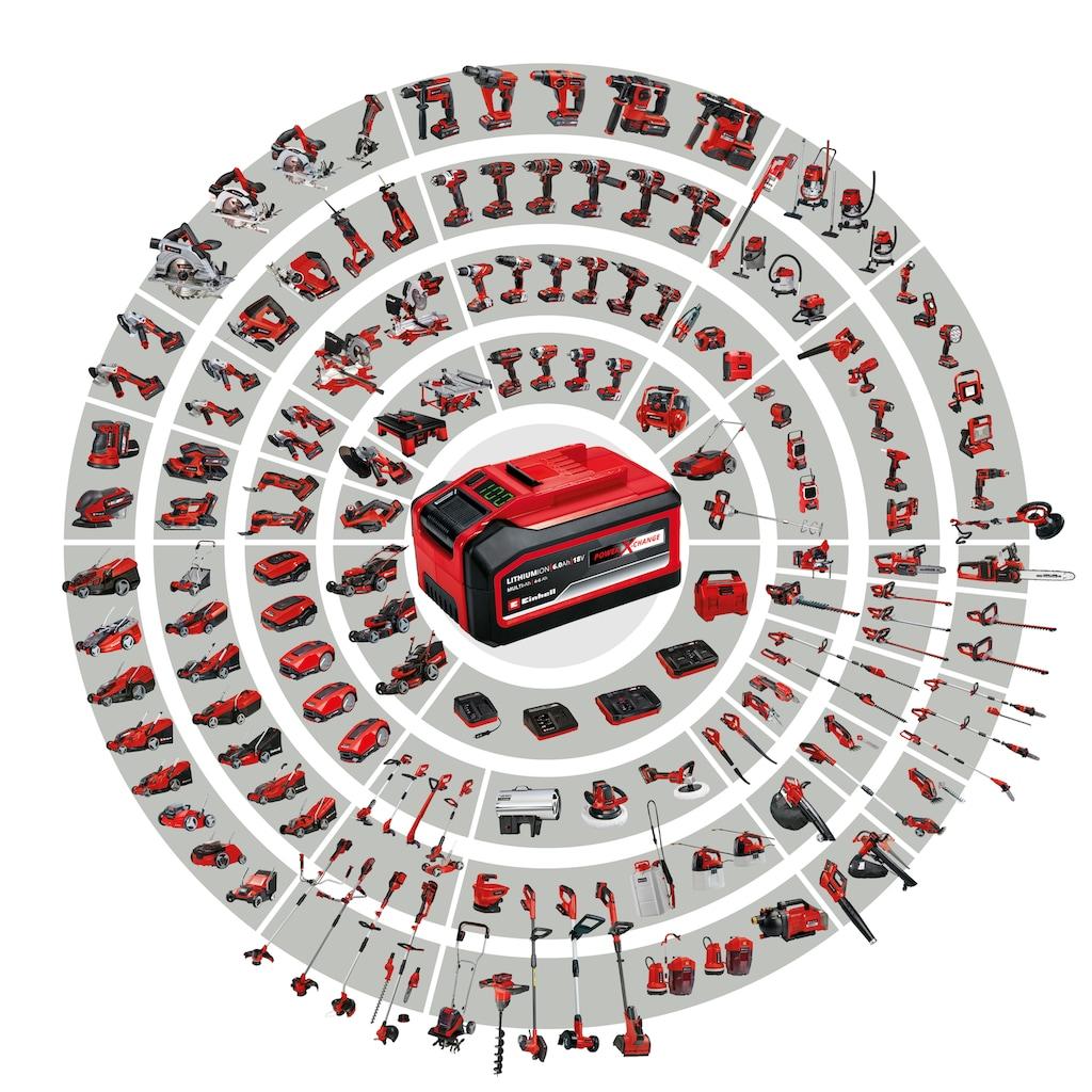 Einhell Akku »PXC-Starter-Kit 5,2Ah & 4A Fastcharger«, 18,0 V
