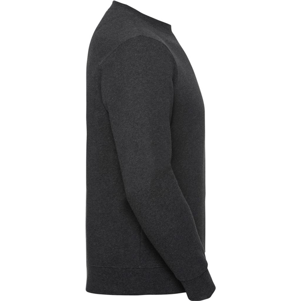 Russell Rundhalspullover »Herren Authentic Meliertes Sweatshirt«