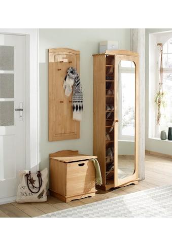 Home affaire Garderoben-Set »Broga«, (Set, 3 St.), aus massiver Kiefer kaufen