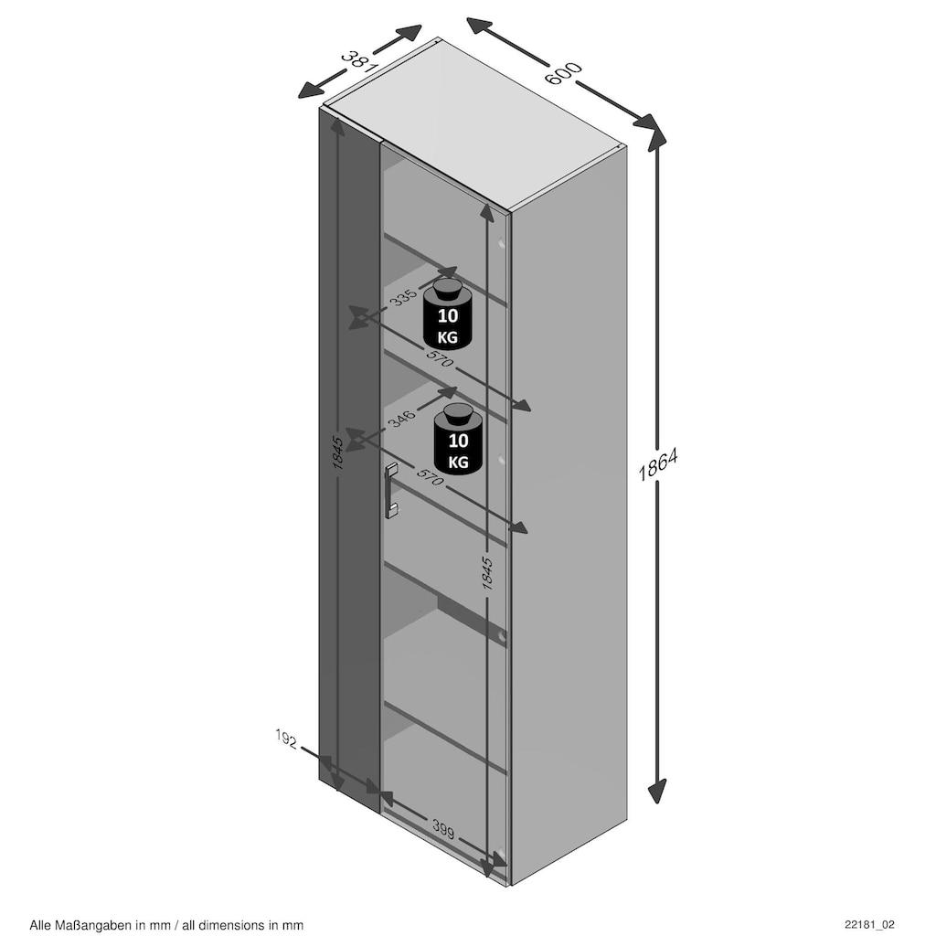 FMD Garderobenschrank »Alan 6«
