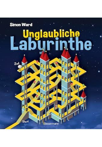 Buch »Unglaubliche Labyrinthe / Simon Ward« kaufen