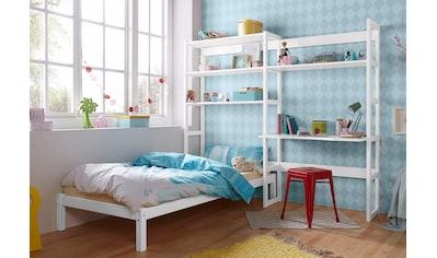 Hoppekids Jugendzimmer-Set »Skagen«, (Set, 13 tlg.), inkl. Bett und Schreibtisch kaufen