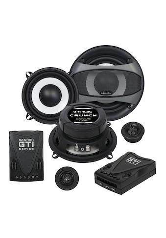 Crunch 2-Wege-Komponenten-Lautsprechersystem 13,0 cm kaufen