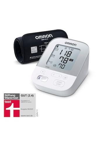 Omron Oberarm - Blutdruckmessgerät X4 Smart kaufen