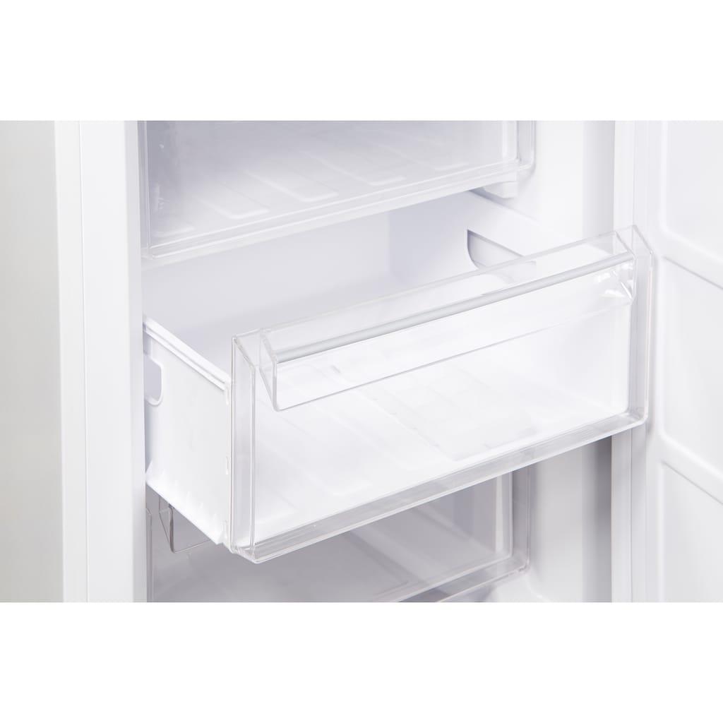 Hanseatic Kühl-/Gefrierkombination »HKGK18560E«