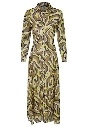 Daniel Hechter Modernes Blusenkleid mit Animalprint kaufen