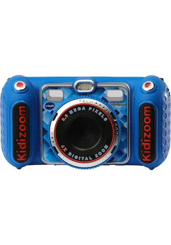 Vtech® Kinderkamera »Kidizoom Duo DX, blau«, inklusive Kopfhörer kaufen