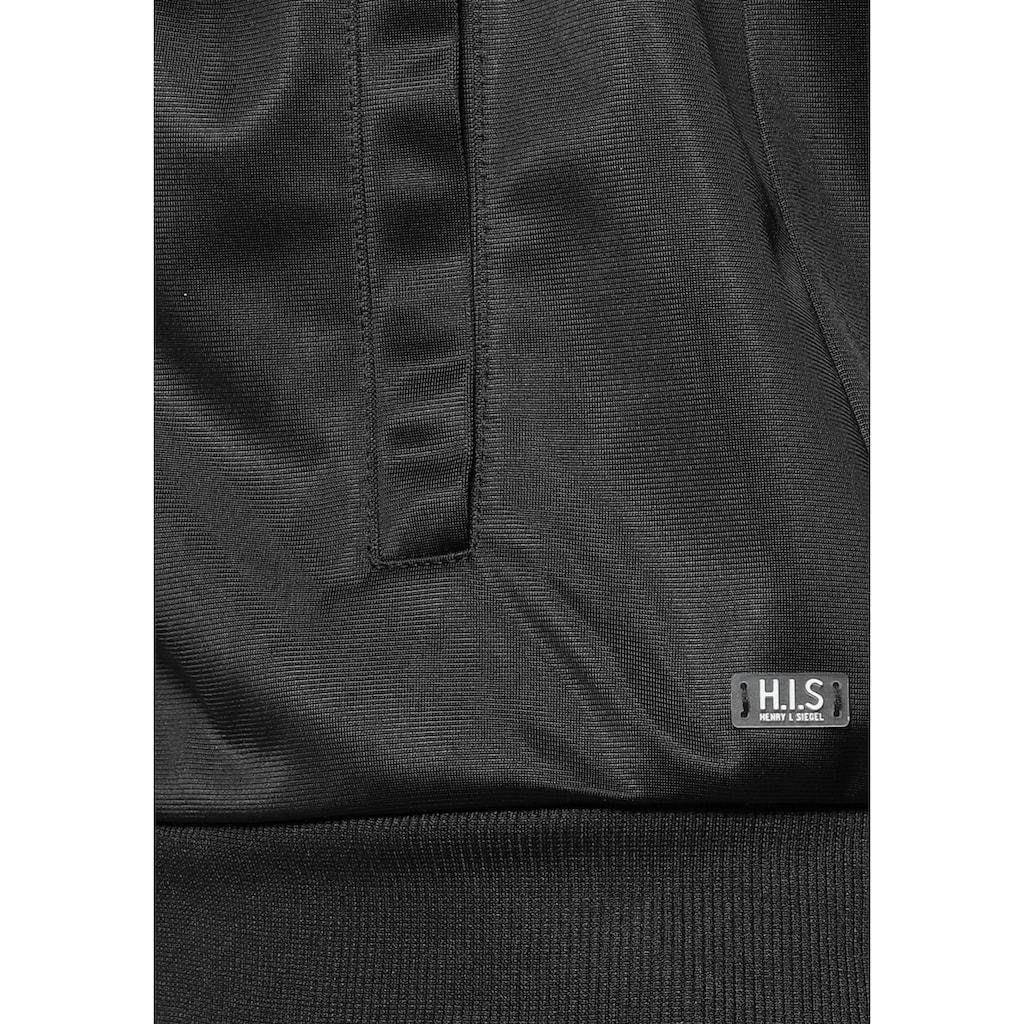 H.I.S Trainingsanzug, (2 tlg.), mit Reflektoren Details