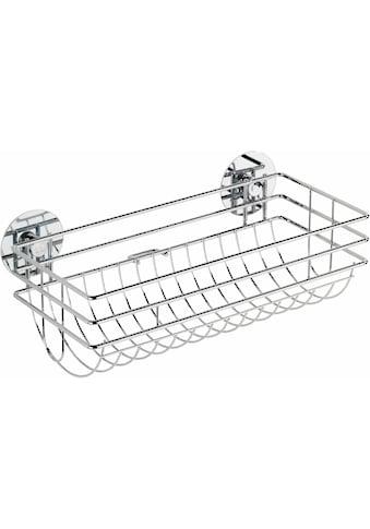 WENKO Wandrollenhalter, mit Befestigung ohne Bohren, verchromter Stahl kaufen