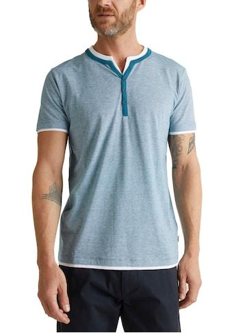 Esprit T-Shirt, in Lagenoptik kaufen