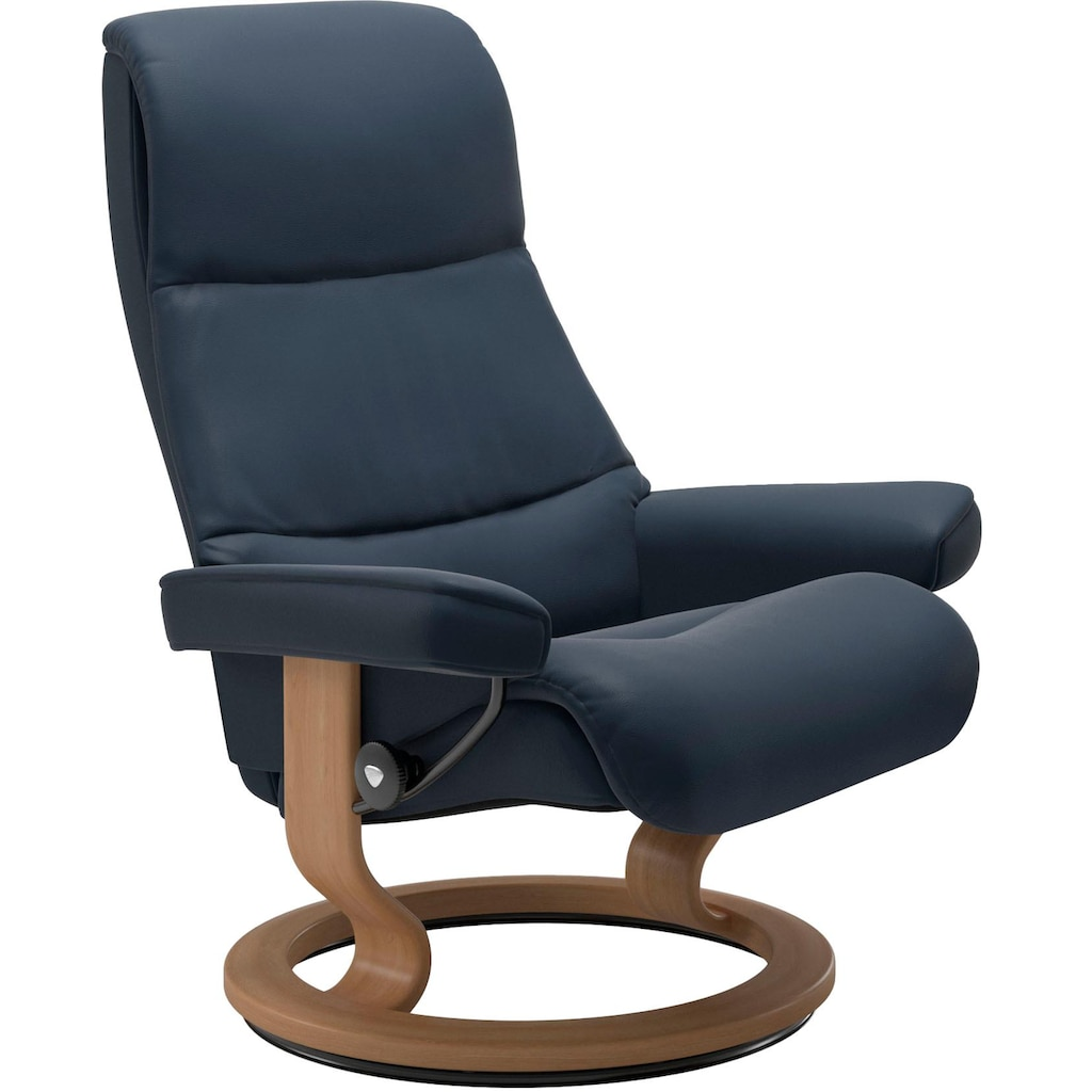 Stressless® Relaxsessel »View«, mit Classic Base, Größe S,Gestell Eiche