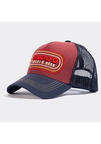 KingKerosin Trucker Cap »Blood«, mit Statement kaufen
