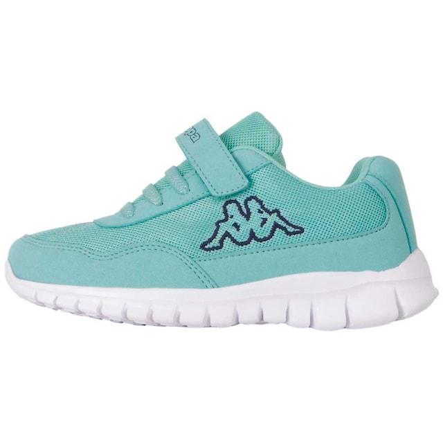 Kappa Sneaker »FOLLOW KIDS«, mit besonders leichter Sohle