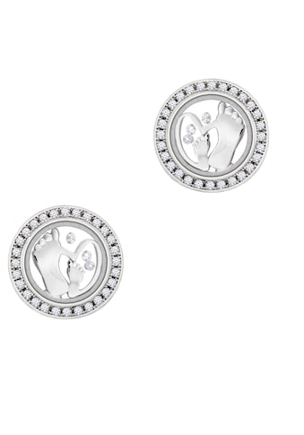 ASTRA Paar Ohrhänger »ASTRA GIFT OF LIFE Stud Earrings Frame with Stones« kaufen