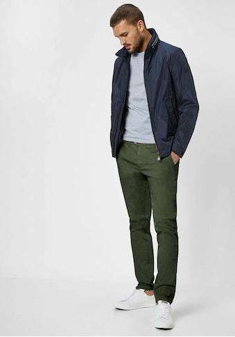 Redpoint Chinohose »Brandon«, Uni Slim Fit Hingucker kaufen