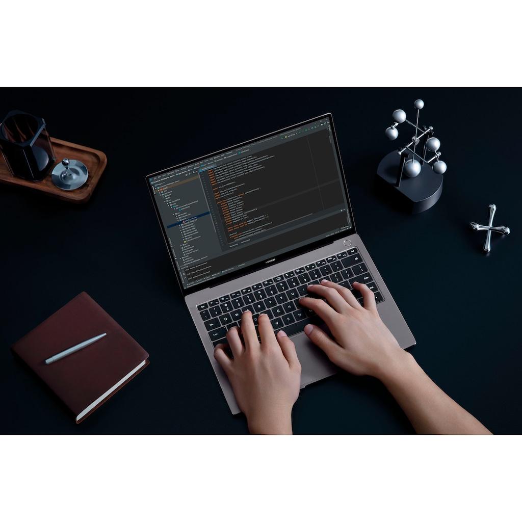 Huawei Notebook »MateBook X Pro 2021 i5 16/512GB, Intel Core i5, Touch, Win10«, (Intel Core i5 Iris Xe Graphics\r\n 512 GB SSD), 24 Monate Herstellergarantie