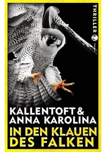 Buch »Zack Herry / In den Klauen des Falken / Mons Kallentoft, Anna Karolina, Ulrike... kaufen