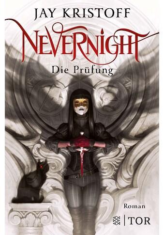 Buch »Nevernight - Die Prüfung / Jay Kristoff, Kirsten Borchardt« kaufen