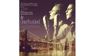Musik-CD »America: The Simon & Garfunkel Collection / Simon & Garfunkel« kaufen
