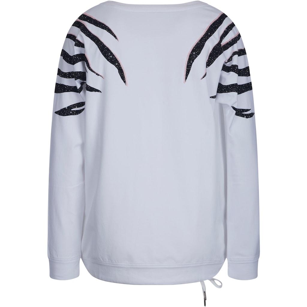 Sportalm Kitzbühel Sweatshirt, mit Pailletten