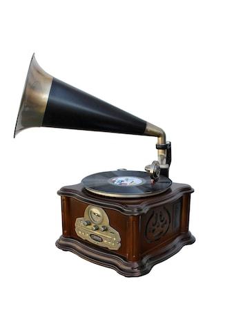 Soundmaster Plattenspieler kaufen