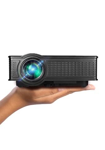 LA VAGUE LED-Beamer »LV-HD151«, ), unterstützt 720p/1080p, ideal zum Streamen von Netflix kaufen