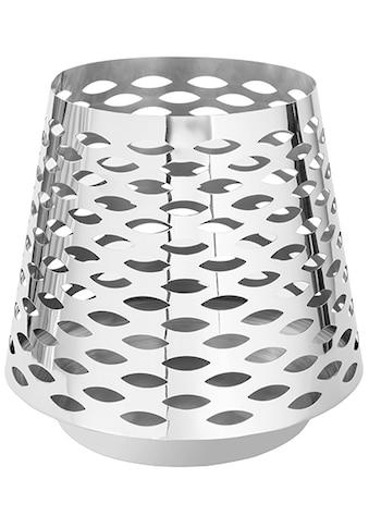 Fink Windlicht »LUMA«, mit mandelförmigen Öffnungen kaufen