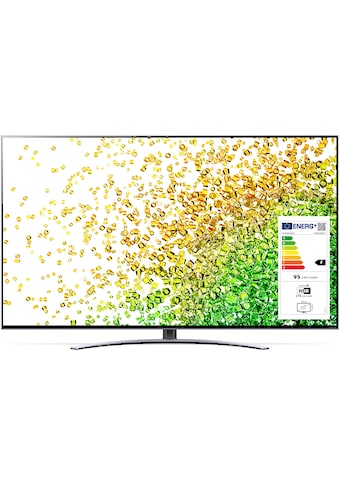 "LG LCD-LED Fernseher »65NANO866PA, NanoCell«, 165 cm/65 "", 4K Ultra HD, Smart-TV kaufen"