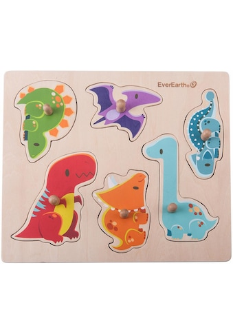 """EverEarth® Puzzle """"Puzzle  -  Dinosaurier"""" kaufen"""