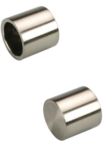 Liedeco Gardinenstangen-Endstück »Cap«, für Gardinenstangen Ø 16 mm kaufen