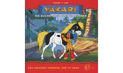 Musik-CD »(11)HSP z.TV-Serie-Die Suche Nach Kleiner Donner / Yakari« kaufen