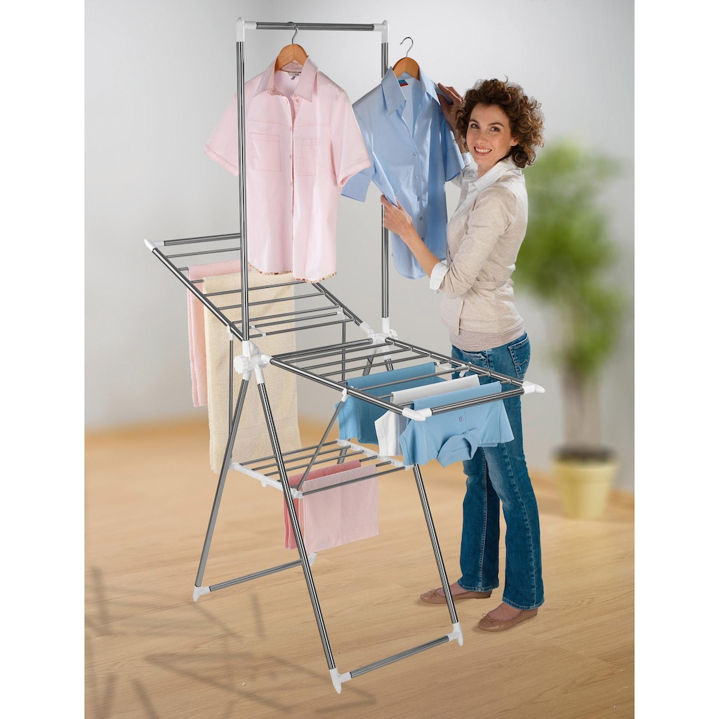WENKO Wäscheständer »Profi Extra«