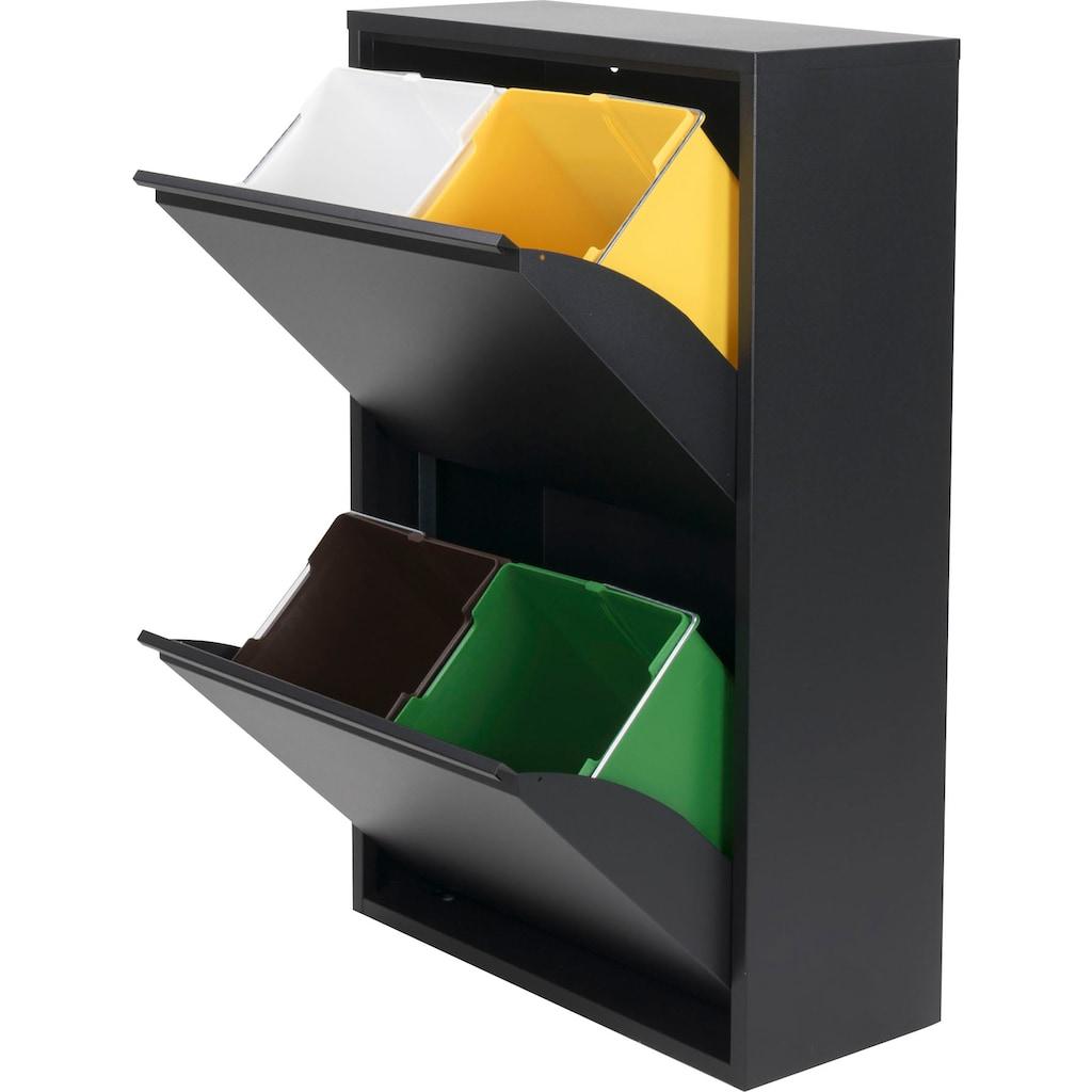 Spinder Design Mülltrennsystem »Gigi«, Breite 60 cm