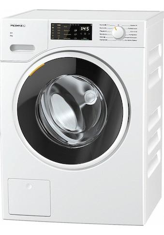Waschmaschine Frontlader 8 kg, Miele, »WWD120 WPS W1« kaufen
