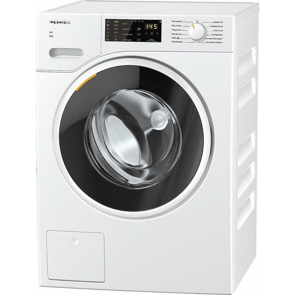 Miele Waschmaschine »WWD120 WCS 8kg«, WWD120 WCS 8kg