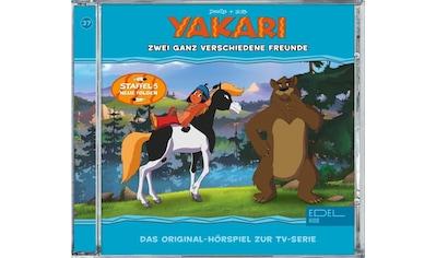 Musik-CD »Yakari-Verschiedene Freunde (37)-Hörspiel / Yakari« kaufen