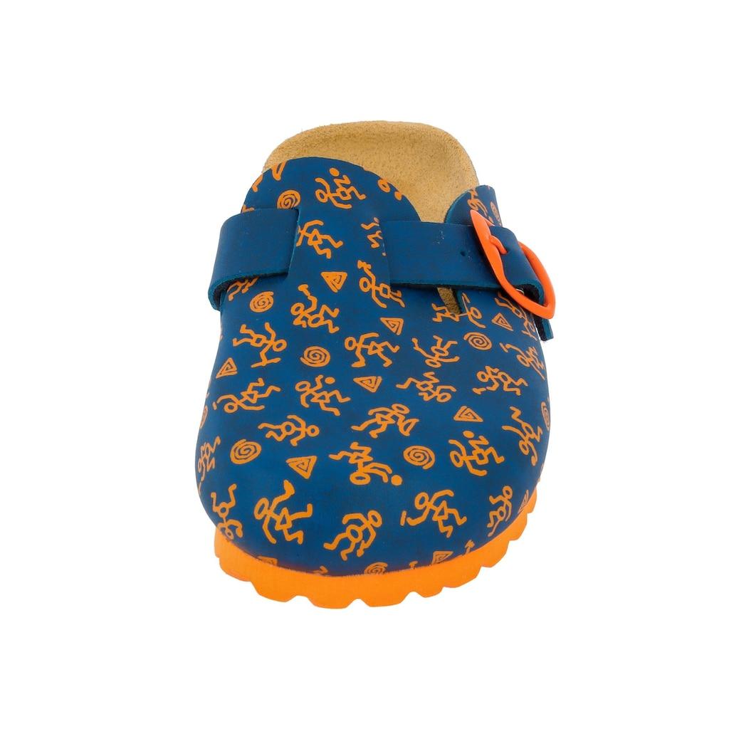 Lico Pantolette »Pantolette Bioline Clog Kids«