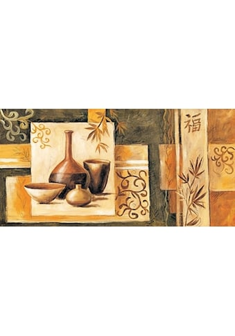 DELAVITA Kunstdruck »Vasen Collage«, (1 St.) kaufen