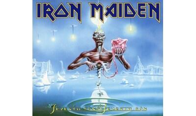 Musik-CD »Seventh Son Of A Seventh Son (2015 Remaster) / Iron Maiden« kaufen