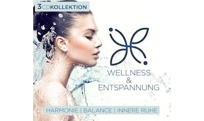 Musik-CD »Wellness & Entsprannung / Various« kaufen