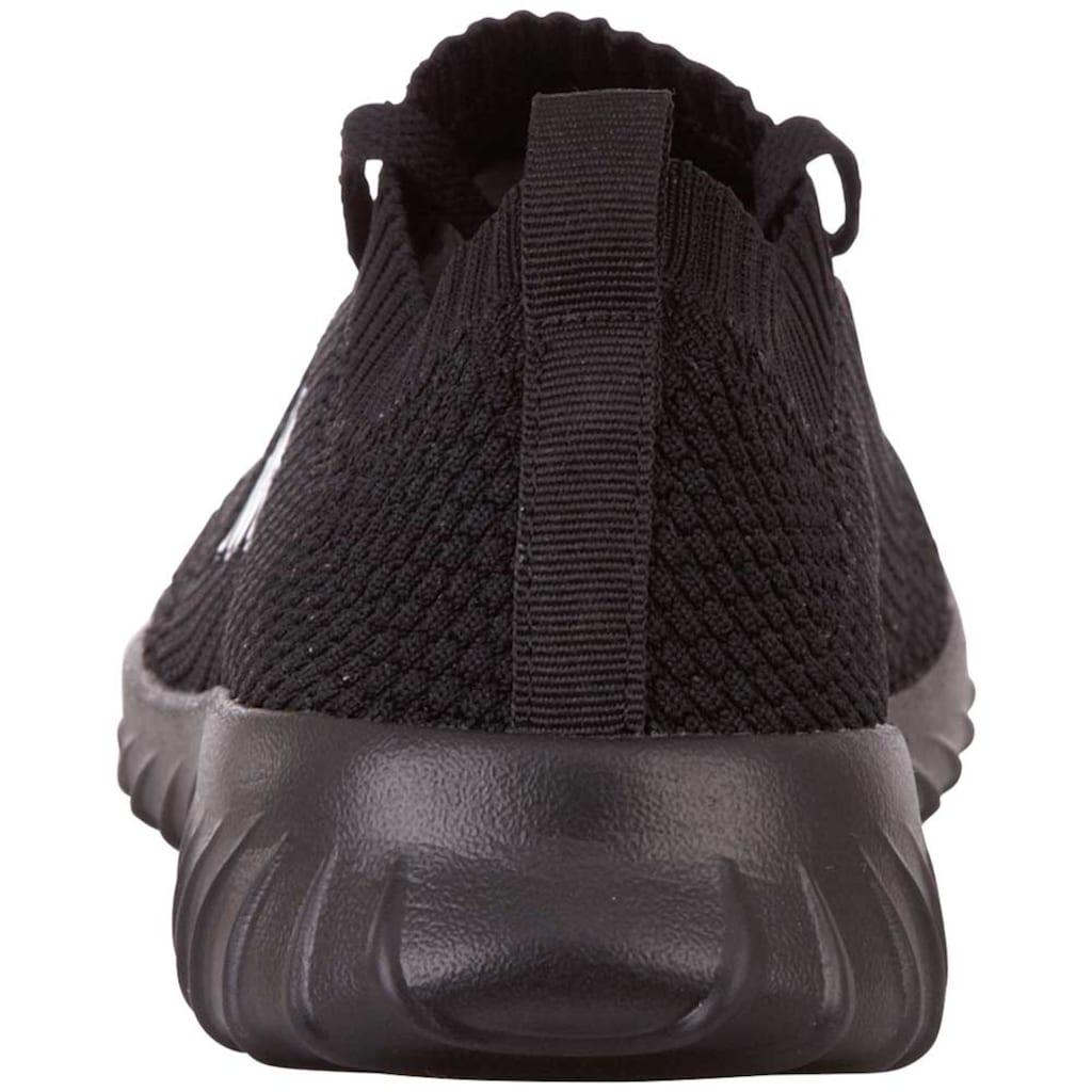 Kappa Sneaker »SNEEM«, mit praktischem Schlupf-Einstieg