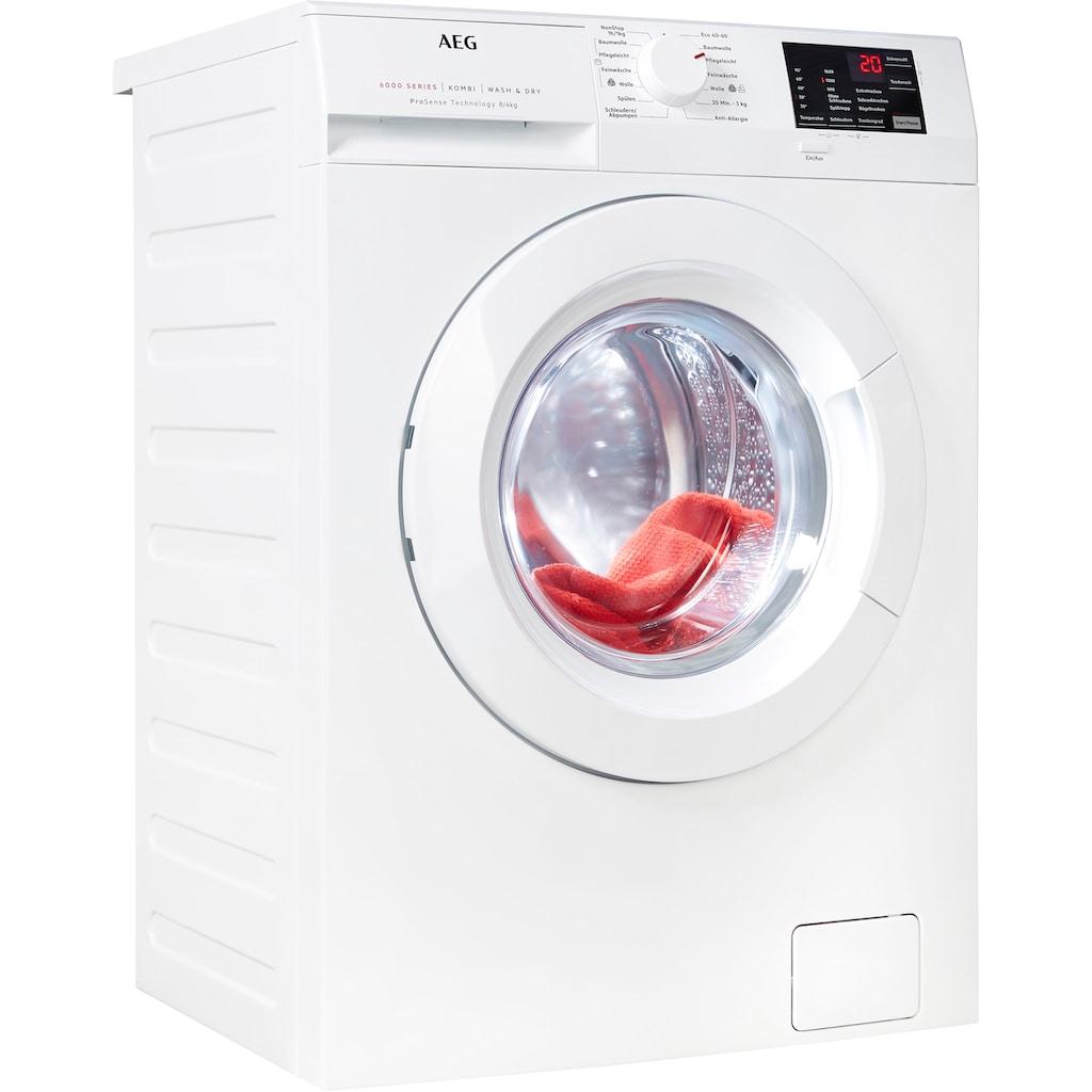 AEG Waschtrockner