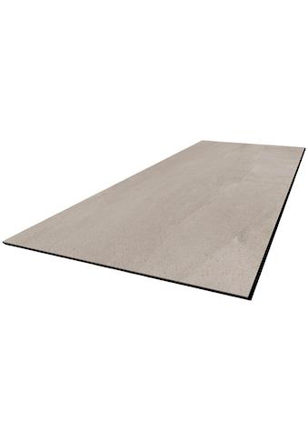 Vinyllaminat »Modena SPC Fliese Beton grau«, ohne Fuge, 600 x 300 mm, Stärke 4 mm, 3,3 m² kaufen
