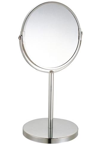 MSV Kosmetikspiegel »Standspiegel«, x3, rund kaufen